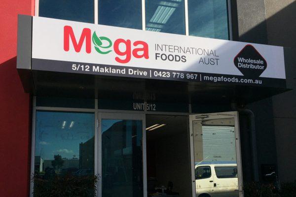 Mega International Food
